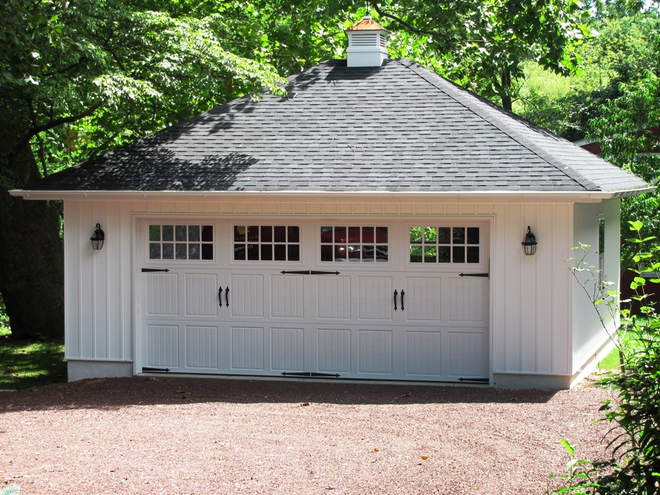 2 car garages garages by opdyke for 1 5 car garage
