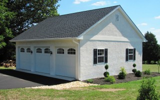 Garages by Opdyke Sample #89 36'x30'