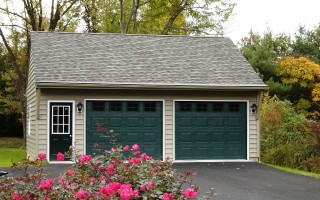Garages by Opdyke Sample #91 28'x24'
