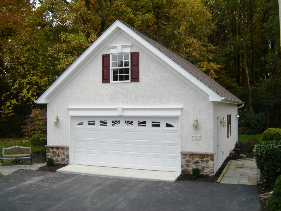 2 1 2 car or larger garages garages by opdyke for 1 5 car garage