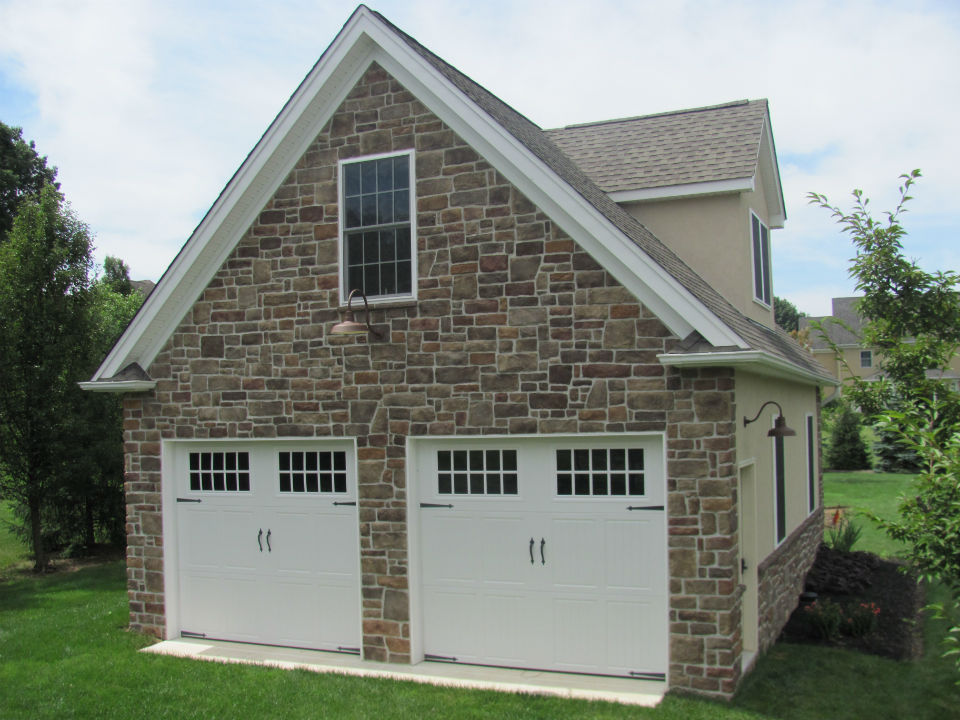 2 Car Garages Garages By Opdyke