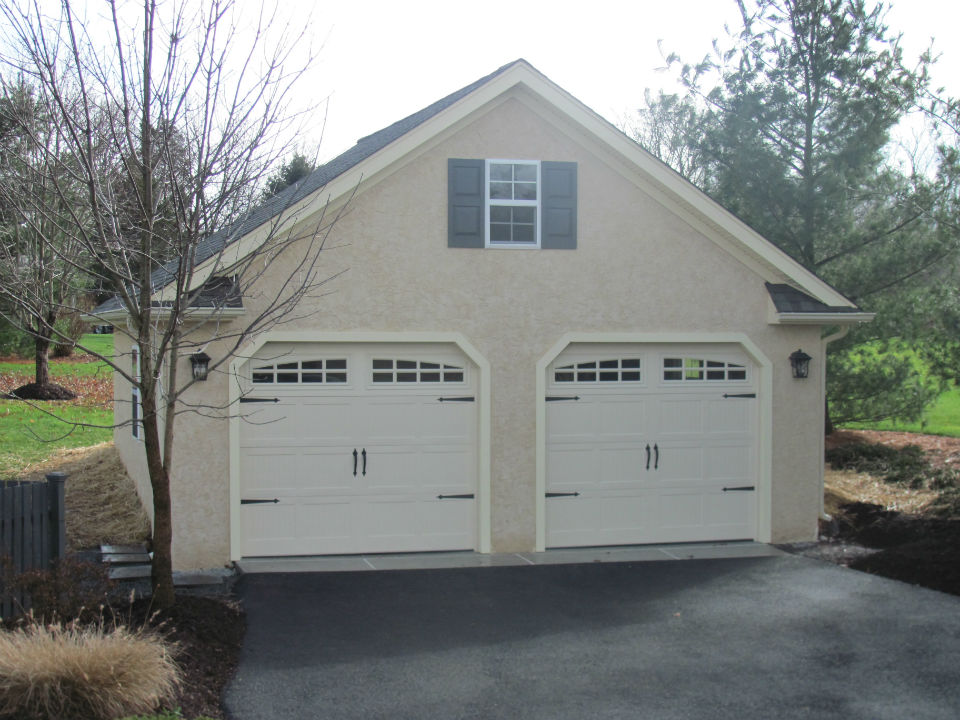 2 car garages garages by opdyke for Garage per 2 auto