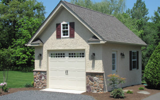Garages by Opdyke Sample #25 16'x22'