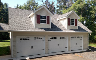 Garages by Opdyke Sample #09 40'x24'